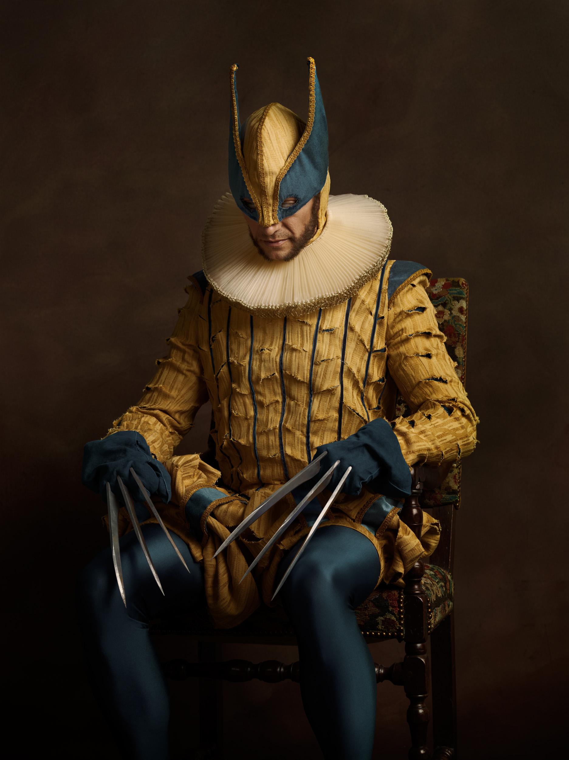 Wolverine by Sacha Goldberger