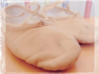 Orla's Ballet shoes