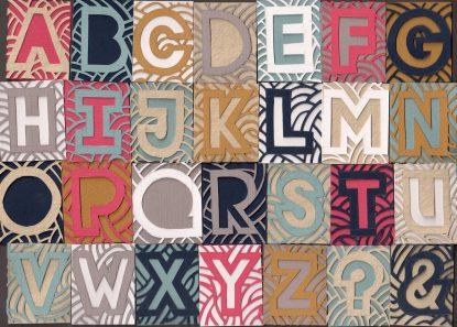 Alphabet Soup by folderol