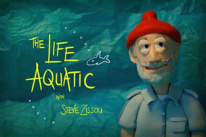 The Life Aquatic with Steve Zissou by Lizzie Campbell