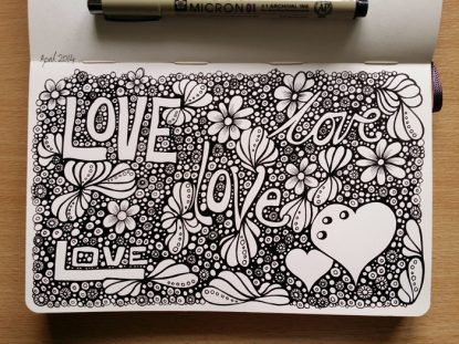 April Love 2014
