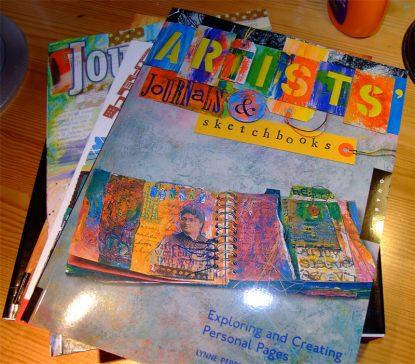 Artists Journal and Sketchbook