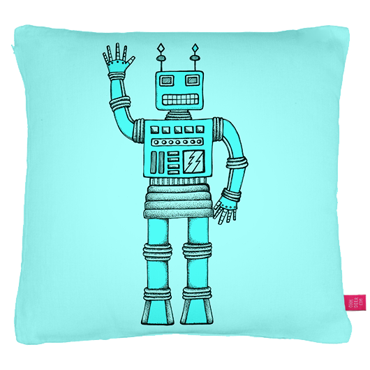Bernard Bot - Cushion Design for Ooh Deer