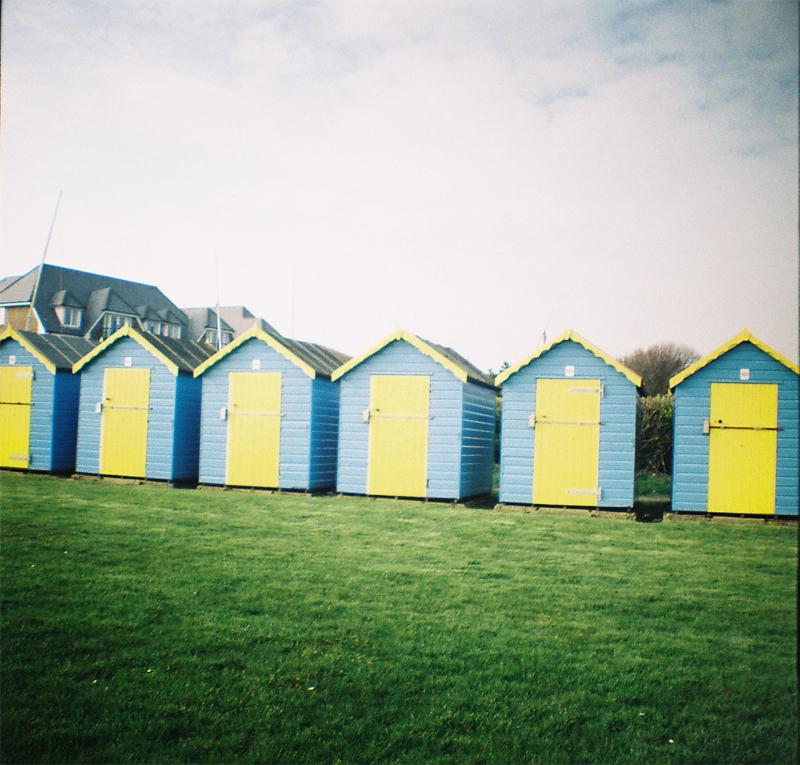 Bognor Beach Huts