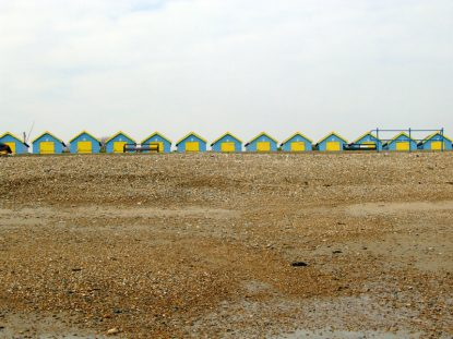 Bognor Beach-March 2011