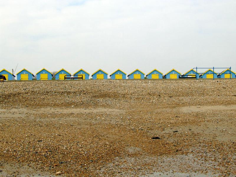 Bognor Beach-March 2011