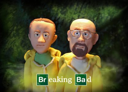 Breaking Bad by Lizzie Campbell