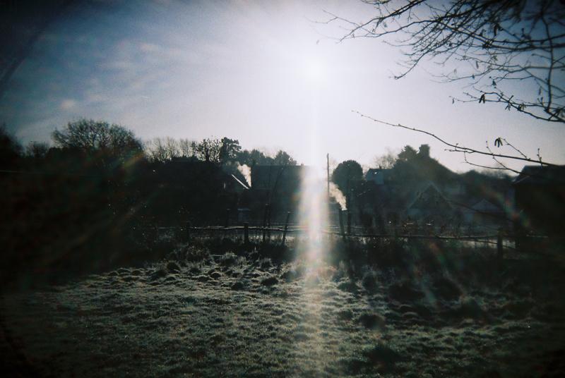 Frosty January