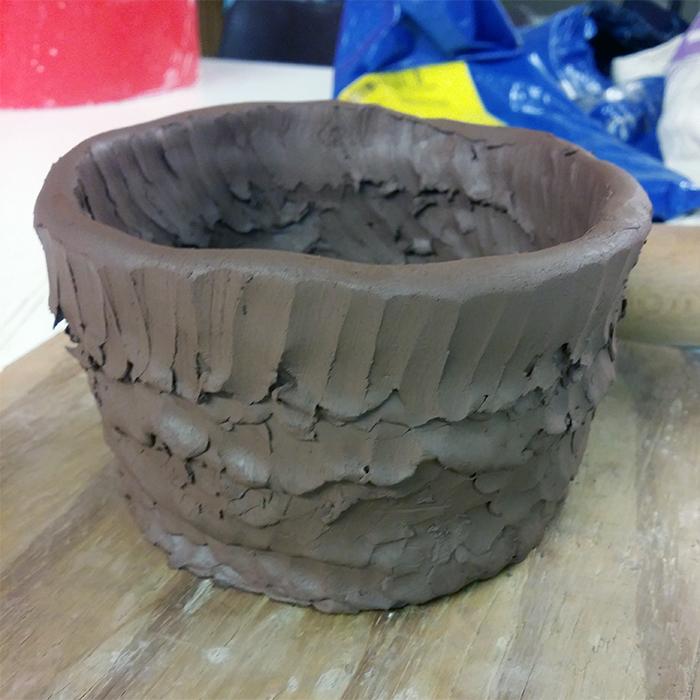 Coil pot 4