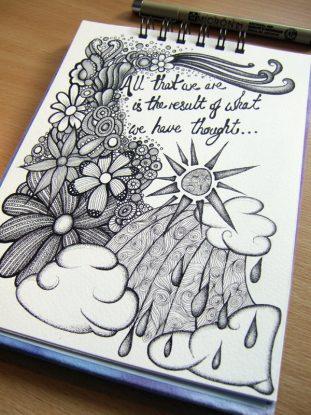 Sketchbook - August 2012