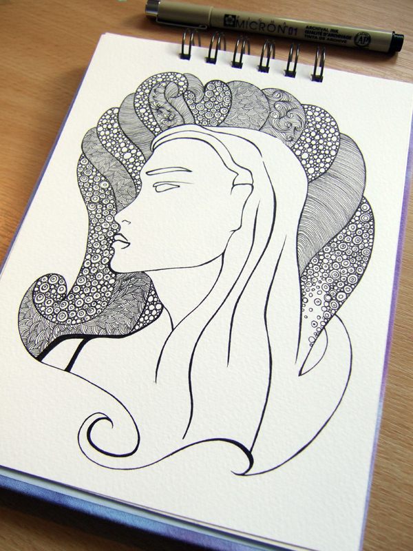 Sketchbook - October 2012