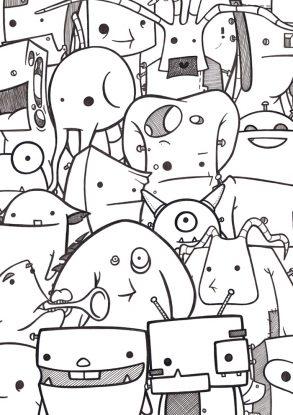 Daily Doodle by StinaJones