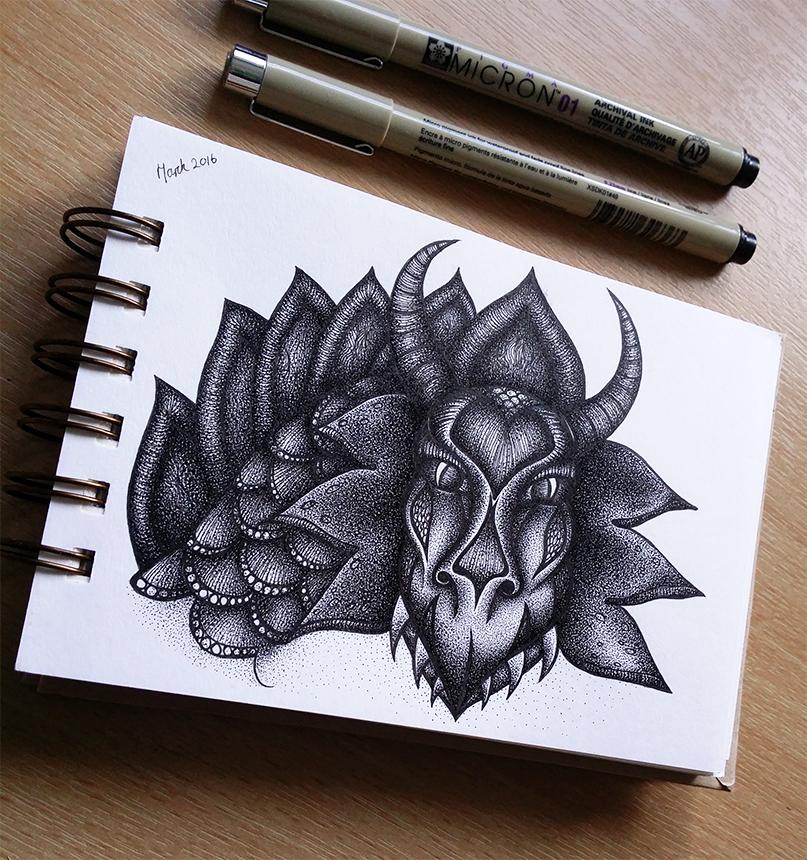 Dragon 1 March-4