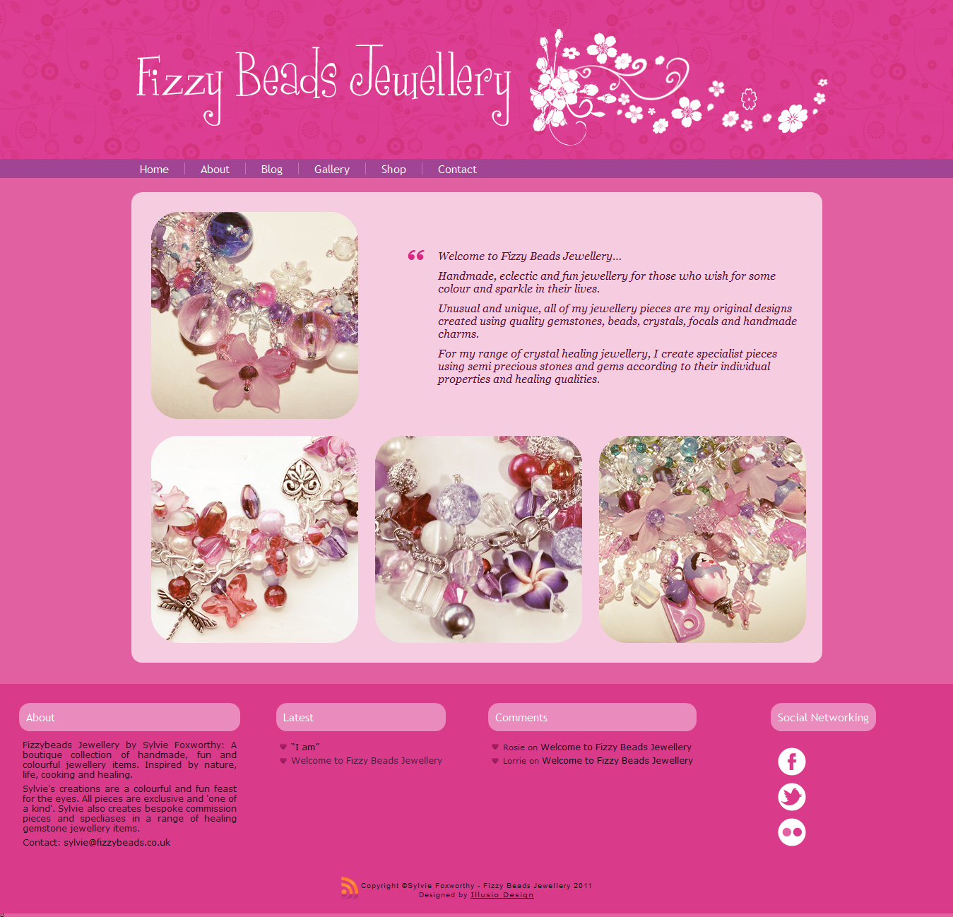 Fizzy Beads Jewellery