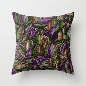 Forest Frenzy Cushion Cover