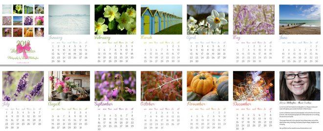 2012 Wall Calendar - 12 months