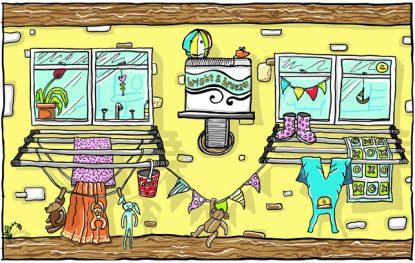 Haus Stories by Melanie Chadwick