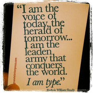 I am type...