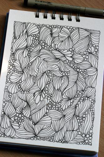 Roling in the Deep: Sketchbook