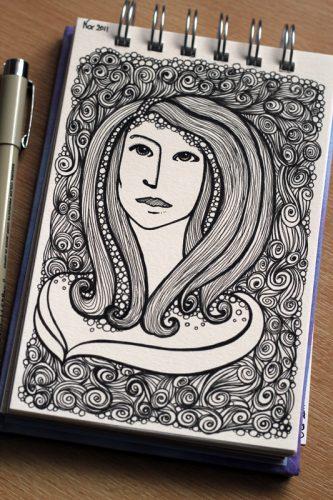 Sketchbook: November