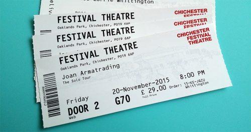 JA tickets
