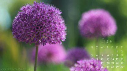 June - 2013 - 1920 x1080 - Purple