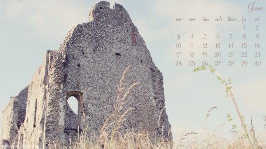June - Boxworth Priory - 1366 x 768