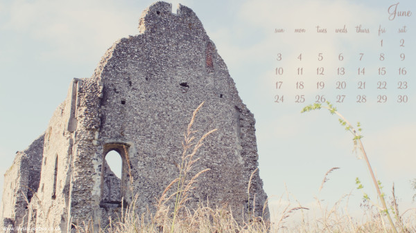 June - Boxworth Priory - 1366 x 768