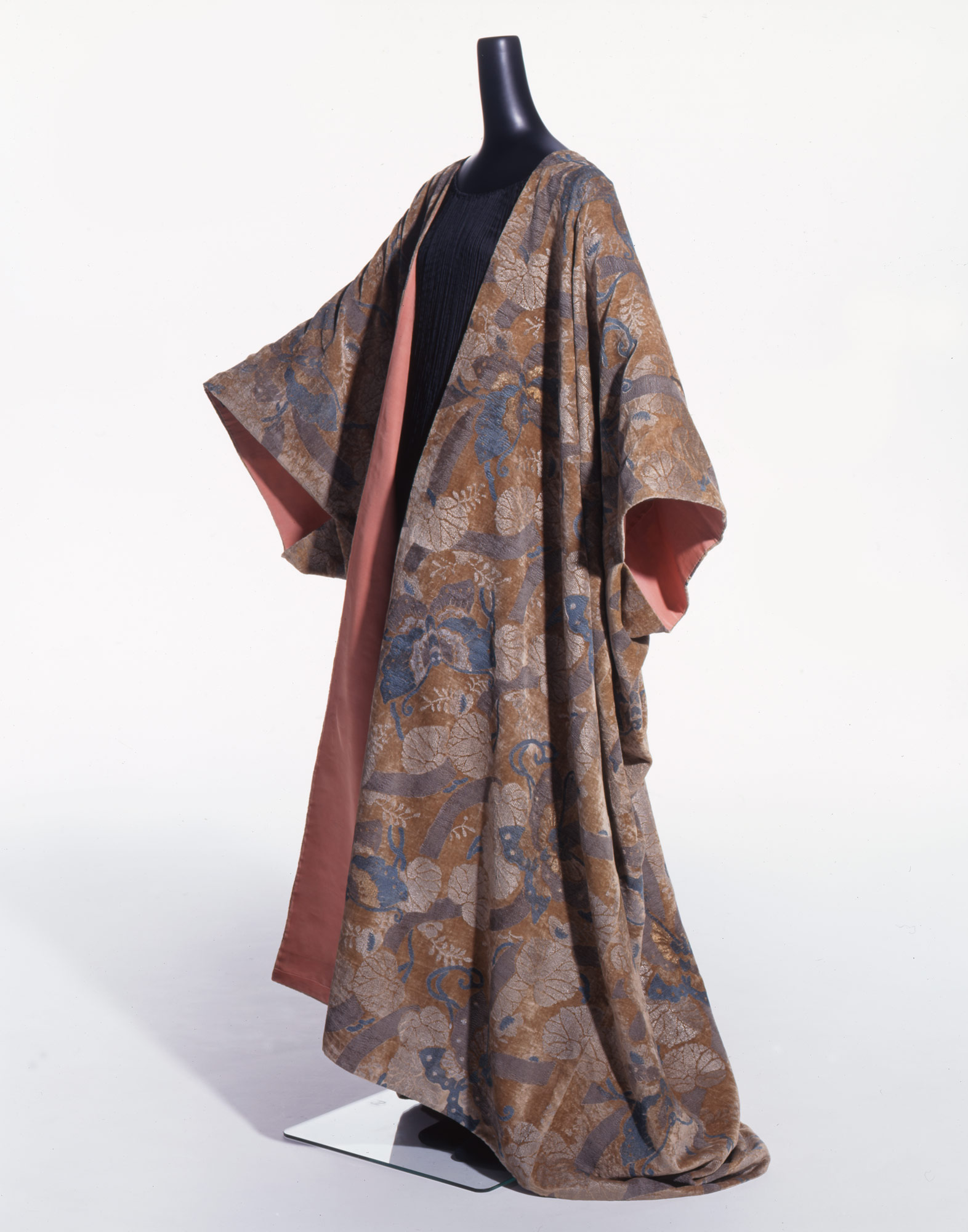 Kimono Dress by Mariano Fortuny