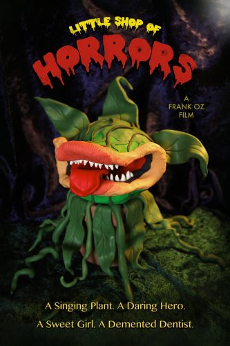 Little Shop of Horrors by Lizzie Campbell