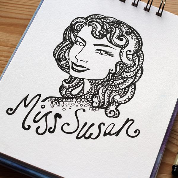 Miss Susan - August 2012