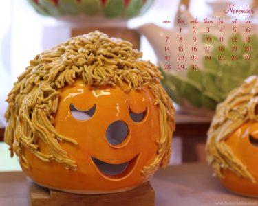 November - Halloween - 1280 x1024