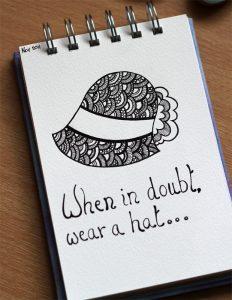 Sketchbook: November - Week 4