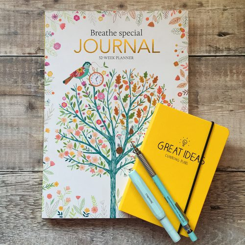 Creative Journal and Great Ideas