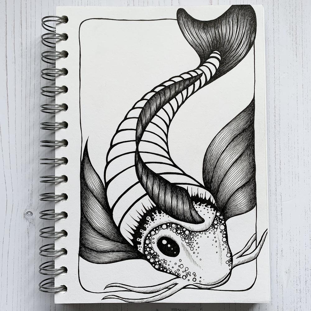 Sketchbook October 2020
