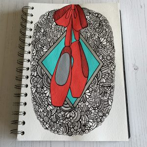 Inktober 2020 Day 29: 'Shoes'