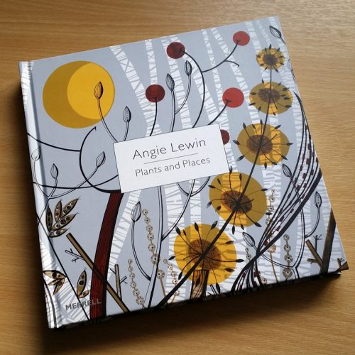 Plants and Places by Angie Lewin