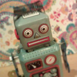 Ralph Robot