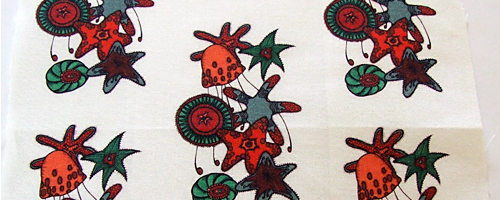 Sea Inspired III Fabric Swatch