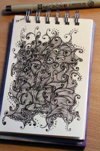 Doodle - #1/52 Weeks