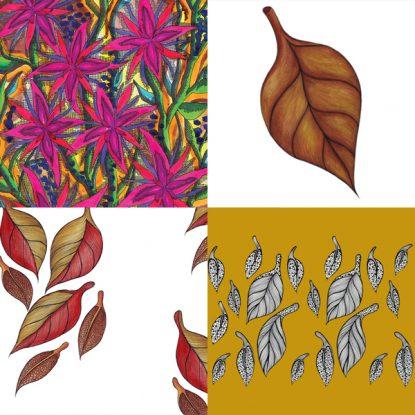 Spoonflower fabrics II