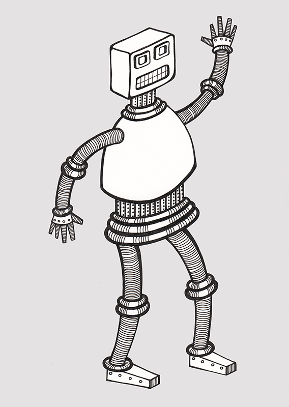 Stretch - Bot