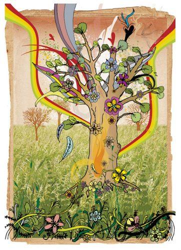 Tree of Life by Melanie Chadwick