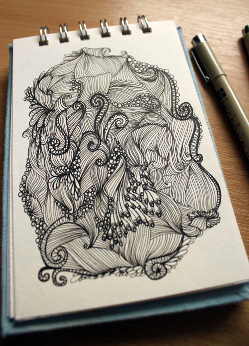 Whimsy-sketchbook
