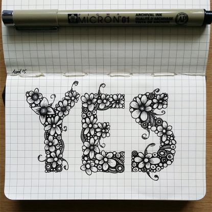 Yes - 18 April