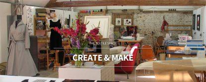The Textile Space: createandmake