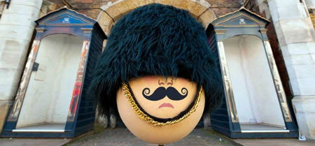 The Big Faberge Easter Egg Hunt in London