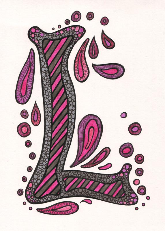 Http Imgarcade Com 1 Cool Letter L Design
