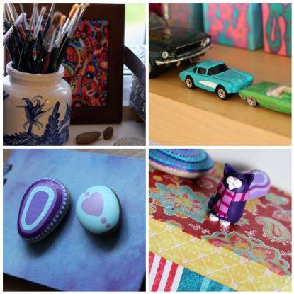 Things in my Studio