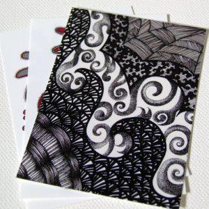 Ocean Whimsy - Aceo print